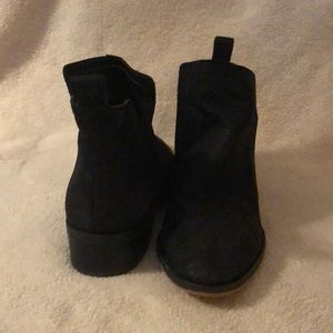 Dolce Vita Shoes - Black leather booties